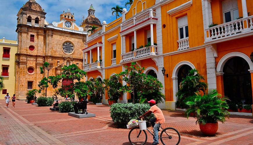 Cartagena. La joya colonial de Colombia